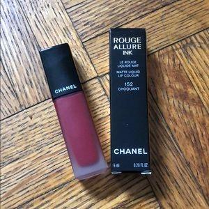 Chanel matte liquid lip color